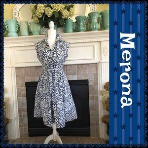 Merona sleeveless dress, size 8